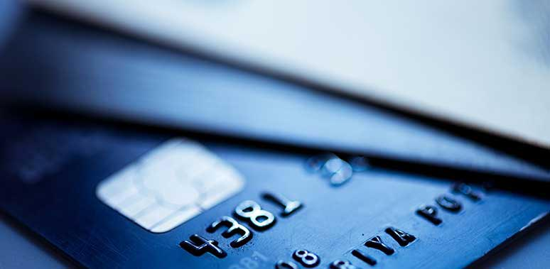 Blue Credit Cards Feature