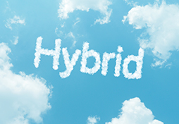 Clouds Spelling Hybrid Feature