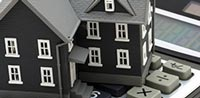 Miniature Model Homes on Calculator Thumbnail