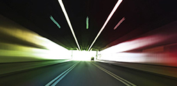 Speeding Lanes Tunnel Thumbnail