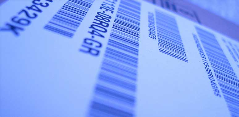 Tracking Bar Code Feature