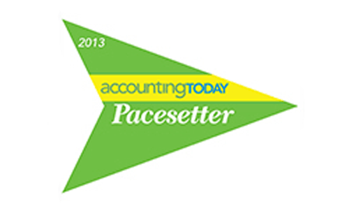 Accounting Today Pacesetter Award