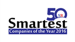 50 Smartest Companies of the Year 2016 Award Armanino