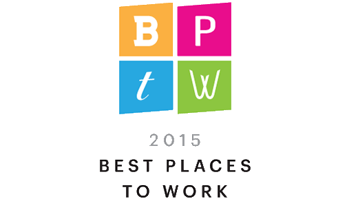 BPTW Best Places to Work Award