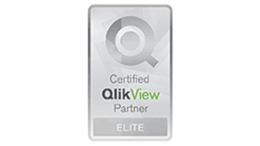 Certified QlikView Partner Elite Award Armanino
