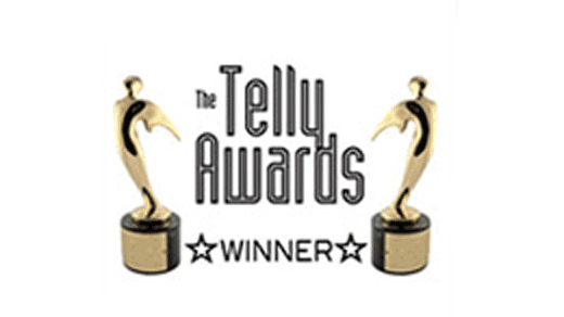 Telly Awards Winner Award Armanino