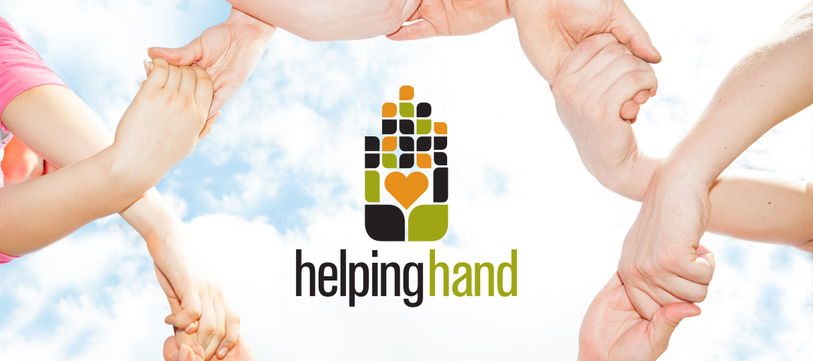 Armanino's Helping Hand Banner