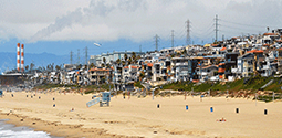 El Segundo Beach Skyline