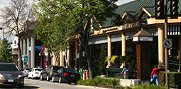 Menlo Park Downtown