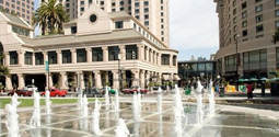 San Jose Downtown Plaza