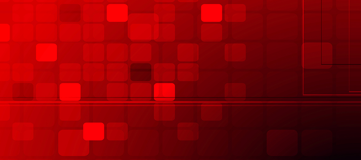 Red Tiles Banner