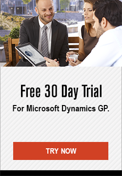 Free 30 Day Trial - Microsoft Dynamics GP