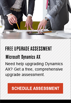 Free Upgrade Assessment - Microsoft Dynamics AX
