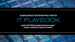 Semiconductor Manufacturer's IT Playbook