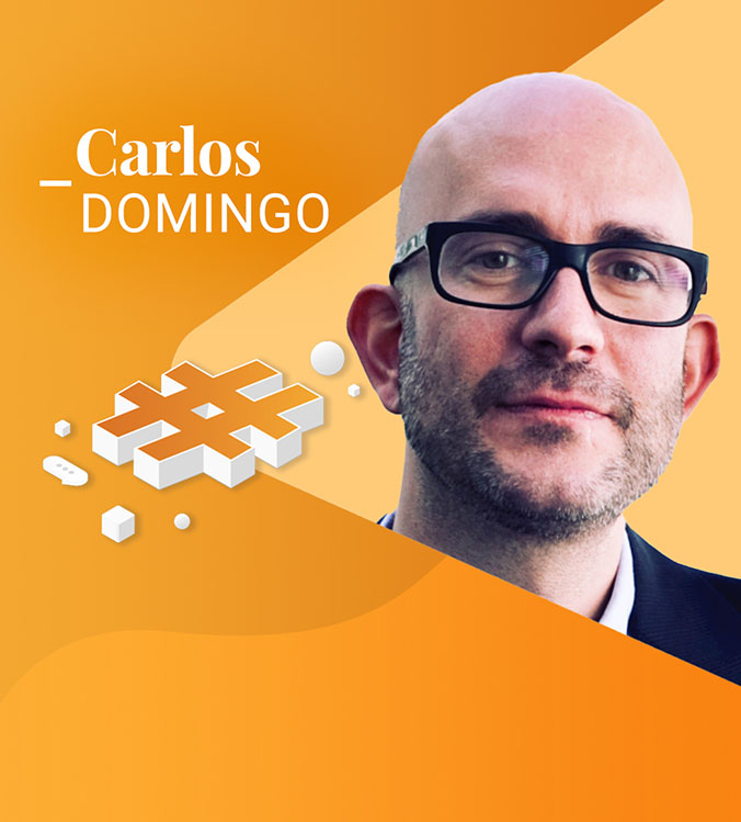 Digital Asset Innovations and Moving Securities Forward  Carlos Domingo
