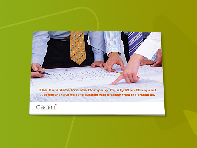 Private Company Equity Plan Blueprint