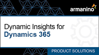 Armanino's Marketplace - Dynamic Insights for Dynamics 365 Badge
