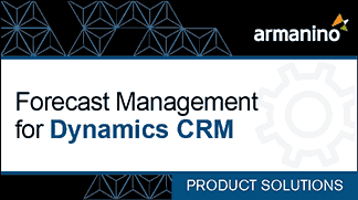 Armanino's Marketplace - Forecast Management for Dynamics CRM Badge