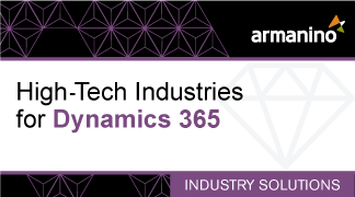 Armanino's Marketplace - High Tech Industries for Dynamics 365 Badge