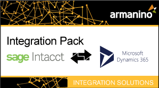 Armanino's Marketplace - Integration Pack for Intacct and Microsoft Dynamics CRM Badge