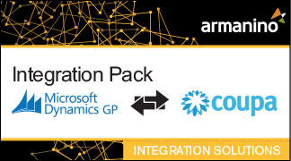Armanino's Marketplace - Integration Pack for Microsoft Dynamics GP and Coupa Badge