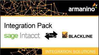 Armanino's Marketplace - Integration Pack for Sage Intacct and Blackline Badge