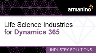 Life Sciences Industries for Microsoft Dynamics 365 Badge