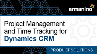 Armanino's Marketplace - Project Management and Time Tracking for Dynamics CRM Badge