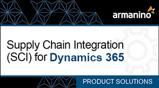 Armanino's Marketplace - Supply Chain Integration for Dynamics 365 Badge