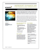 Dynamic Insights Solution Brief Cover