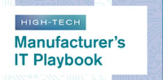 High-Tech Manufacturer's IT Playbook