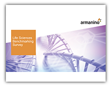 Life Sciences Benchmarking Survey Cover