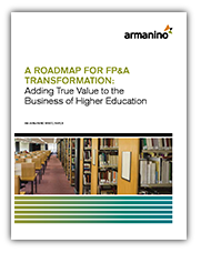 Roadmap for FPA Transformation Cover