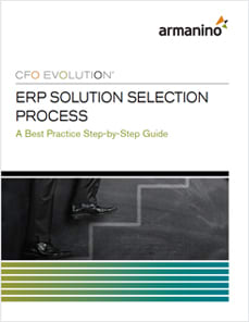 ERP Solution Selection Process Whitepaper Cover Thumbnail