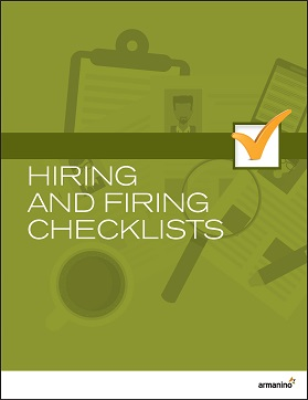 Hiring and Firing Checklist